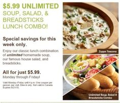 Buy one take one home entrees at Olive Garden Deals Coupons