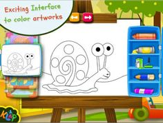 "Discount offer! Only for a week :) ""Kids paints & Colors HD ($2.99 >> Free)"" --> https://itunes.apple.com/us/app/kids-paints-and-colors-hd/id583287012?ls=1&mt=8 #education #kids #fun #parents #games"