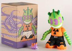 Frank Kozik x Kidrobot 'KidMutant'