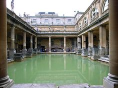 City of Bath Roman Baths