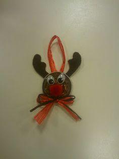 mamamisas welt: Rudolf trinkt Nespresso, oder doch nicht?