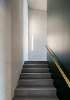 VETTER SCHMID Architekten | Wohnhaus-Kloten Stairs, Home Decor, Gable Roof, Floor Layout, House Building, Human Settlement, Architects, New Construction, Detached House