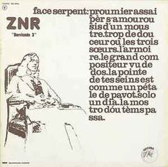 ZNR - Barricade 3 at Discogs