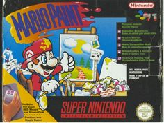 Mario Paint! I totally forgot about this till I saw this on here. What the heck did I ever get done as a kid?!