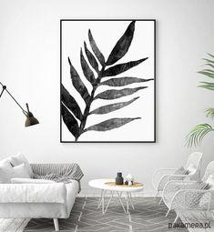 grafiki i ilustracje-Leaf| 100x70 cm
