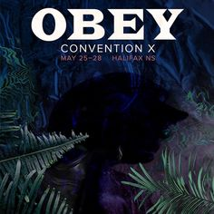 May 25th - 28th 2017 @obeyconvention . With renewed spirits and excitement in the air were thrilled to unroll our full programme for OBEY Convention X the 10th instalment of Atlantic Canadas premier festival of free ideas in music and art. Happening May 25-28th at alternative and historic sites throughout our coastal city this celebration of innovative voices boasts over twenty events across four days many of which are free and all-ages. In addition to headliners including Indonesian…