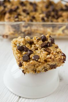 Peanut Butter and Chocolate Gluten-Free Rice Krispies Squares - The Cookie Writer