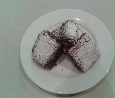 Recipe Chocolate Brownies by Fay Fung - Recipe of category Baking - sweet