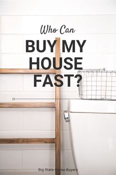 "If you're wondering, ""Who will buy my house quickly and for a fair price?"" turn to Big State Home Buyers. We buy houses as is. Contact us for a no-obligation cash offer within 24 hours!"