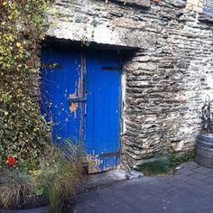 The Blue Door Bar | 18 Buckingham St, Arrowtown