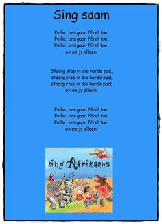 My Children Quotes, Kids Poems, Quotes For Kids, New Classroom, Preschool Classroom, Animals Name In English, Afrikaans Language, Afrikaanse Quotes, Teaching Time