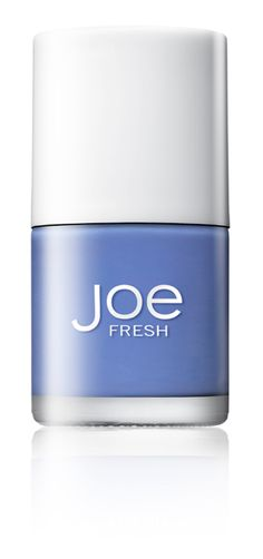 Joe Fresh Nail Polish in Periwinkle. S/S 2013.