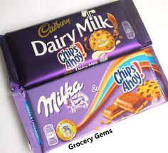 Chips Ahoy Battle! Cadbury Vs Milka