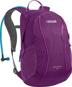 Camelbak Products Womens Day Star Hydration Pack Imperial PurpleElectric Purple 70Ounce -- Learn more by visiting the image link.Note:It is affiliate link to Amazon.