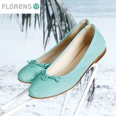 Ballet flats for unique, sophisticated style that makes an impression and offers an immediate visual impact. #Florens #Shoes