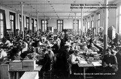 Historique de la conservation des archives hospitalières militaires 14-18 – Statistique médicale de la guerre 14-18 – Bureaux d'archives des hôpitaux fermés (1917) Lors de la Première guerre mondiale il...
