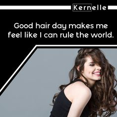 Feel Like, Like Me, Good Hair Day, I Can, Cool Hairstyles, Feelings, World, How To Make, Beautiful