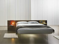 Double+bed+AIR+WILDWOOD+by+Lago+design+Daniele+Lago