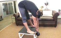 Try this mobility move from Gymnast Jacked with Dave Durante, the latest workout program to hit the MH app