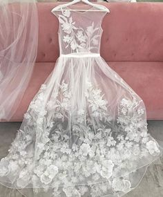 dresses short bridal gowns Sexy See Through Long Wedding Dresses Bridal Gowns prom dress with Lace Appliques Long Wedding Dresses, Bridal Dresses, Wedding Gowns, Flower Girl Dresses, Prom Dresses, Formal Dresses, Diy Wedding Dress, Wedding Dress Capelet, Tulle Wedding