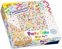 Entenmanns Party Cake Wow Cupcake Frosting Cakes