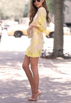 ♛ STYLE INSPIRATIONS♛: dress - Total Street Style Looks And Fashion Outfit Ideas