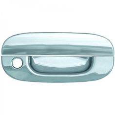 Coast To Coast CCIDH68537B Chrome Door Handle Cover Without Passenger Side Keyhole Exterior Accessories Pack Of 2