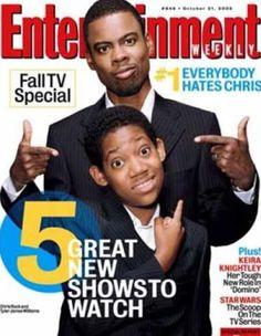 Chris Rock Chris Rock Tyler James Williams Everybody Hates Chris ...