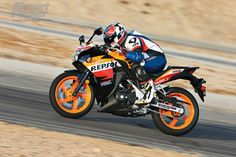 2013 Honda CBR250R Repsol - this is for sure gonna be mine in the not too distant future :)