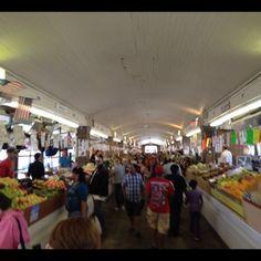 The West Side Market. Cleveland, Ohio
