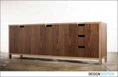 Products / Standing Sideboard / DESIGNSPOTTER.COM