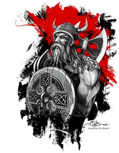 vikings full by noddytoddy on DeviantArt