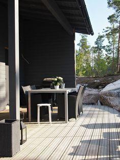 Hannas Home / terrace / dining area