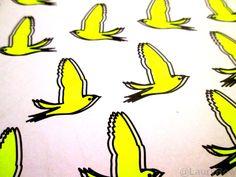 #DessinsMagiques #birds #3D #flashy @LauryRow like my page facebook here :: https://www.facebook.com/merveillesdetentesdelaury