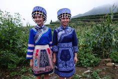 苗族 Thai Fashion, Traditional Outfits, Asia