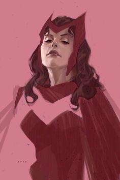 Wanda/Scarlet Witch