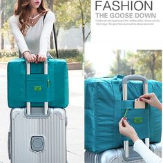 062d05a1dd Women Nylon Travel Bag Outdoor Must-have Organizer Storage Bag High-end Luggage  Bag