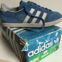 Vintage adidas Berlin - stunners