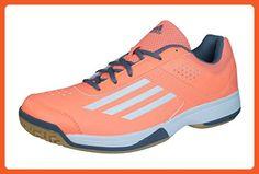4033e6bda adidas Counterblast 3 Womens Handball Sneakers   Shoes-Orange-11 - Athletic  shoes for women ( Amazon Partner-Link)