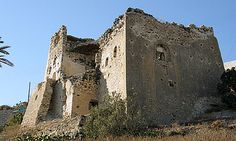 Tower of Nimborio (Emporio) 15th Century - visit the castle! selected by www.oiamansion.com