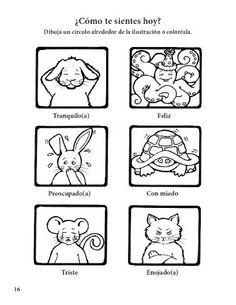 Mi libro de actividades sobre los sentimientos 3 - 6 años - Soraya Sánchez - Álbumes web de Picasa