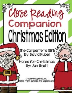 Close Reading Compan