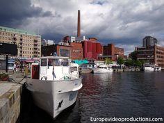Tampere: segunda ciudad más grande de Finlandia