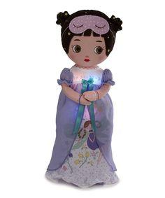 Love these dolls! Jessa Mooshka Goodnight Starlight 15'' Doll on #zulily! #zulilyfinds