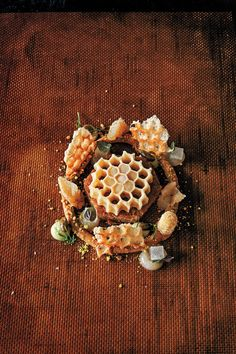 """See 10 """"Recipes"""" from the Most Surreal Cookbook of the Year   Vanity Fair. Honey"""