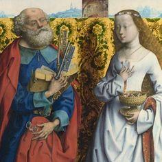 Today's tint - Azzurrite Santi Pietro e Dorotea