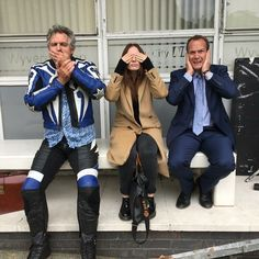 Bob, Rosie & Ben Holby.tv (@holbytv) | Twitter Bbc Casualty, Holby City, City Hospital, Medical Drama, Tv Soap, Meanwhile In, Best Tv, Marcel, Behind The Scenes