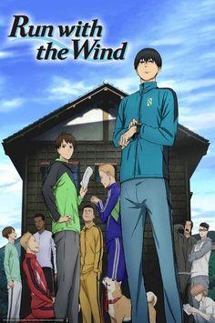The fall 2018 anime series Kaze ga Tsuyoku Fuiteiru, localized as Run wi. Gun Gale Online, Anime Dvd, Anime Manga, Otaku Anime, Anime Boys, Kuroko, Chiba, Haikyuu, Sword Art Online