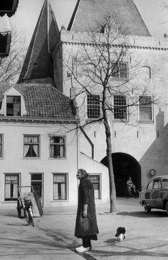 Henri Cartier-Bresson View profile NETHERLANDS. Gelderland. Kampen. 1956.