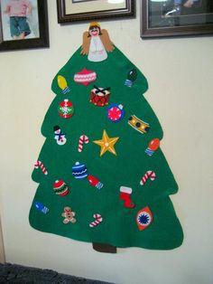 Ayrshire Mummy: Christmas Organisation Week 6 - Crafty Toddler Christmas Tree